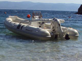 Omis speedboat rental